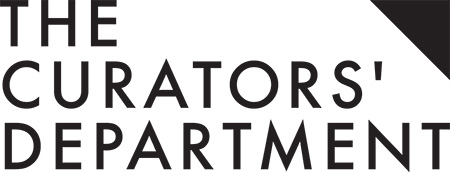 The Curator's Deparment logo