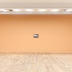Image: John Baldessari, Wall Painting, initially curated by Tara McDowell at MADA Gallery, Monash University in October-November 2017.  Photo: Melissa Vallence
