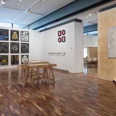 Workshop, installation documentation. Photo: Carl Warner