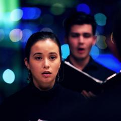 UQ Chamber Singers. Photo: Adam McNamara