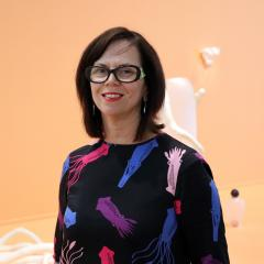 Effie Skoufa-Klesnik, Registrar (Loans and Acquisitions)